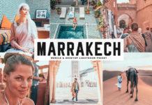 Free Marrakech Lightroom Preset