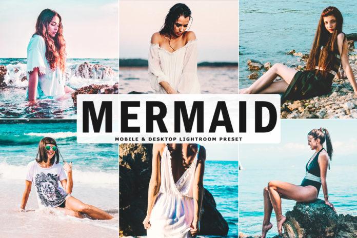 Free Mermaid Lightroom Preset