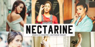 Free Nectarine Lightroom Preset