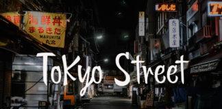 Free Tokyo Street Handwritten Font