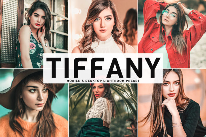 Free Tiffany Lightroom Preset