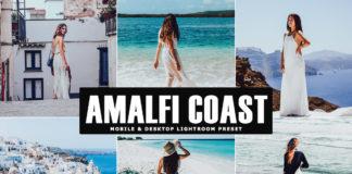 Free Amalfi Coast Lightroom Preset