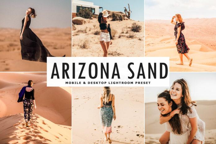 Free Arizona Sand Lightroom Preset