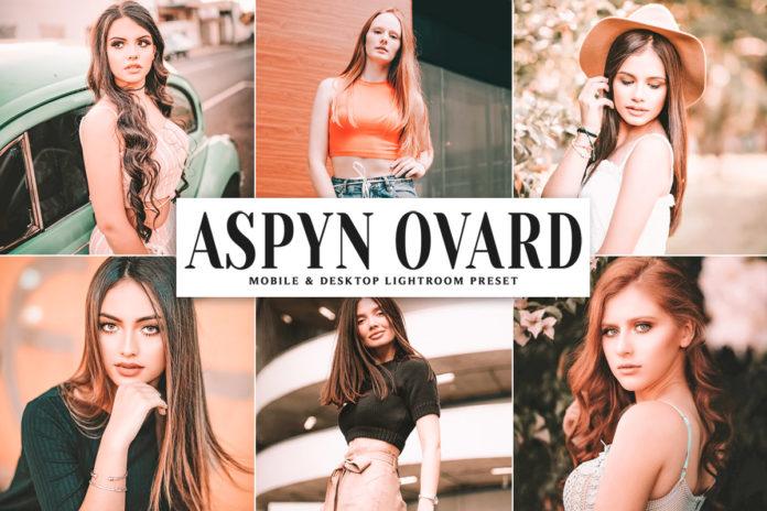 Free Aspyn Ovard Lightroom Preset