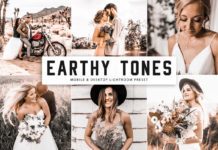 Free Earthy Tones Lightroom Preset