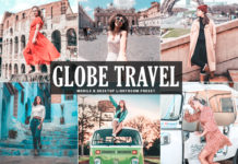 Free Globe Travel Lightroom Preset