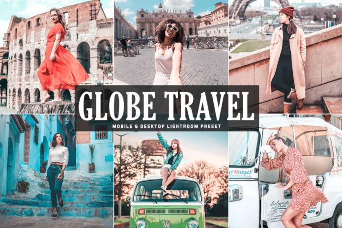 Free Globe Travel Lightroom Preset