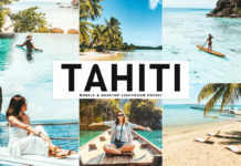Free Tahiti Lightroom Preset