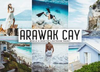 Free Arawak Cay Lightroom Preset
