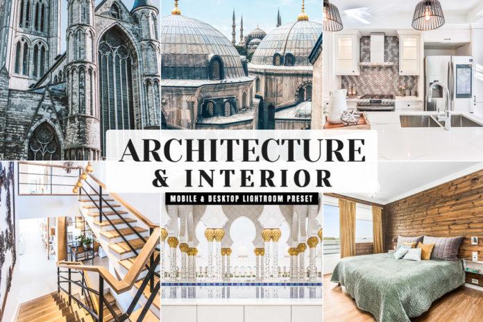 Free Architecture & Interior Lightroom Preset