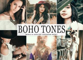 Free Boho Tones Lightroom Preset