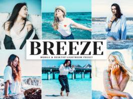 Free Breeze Lightroom Preset