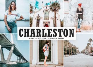 Free Charleston Lightroom Preset