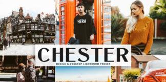 Free Chester Lightroom Preset