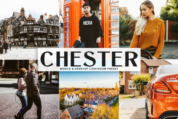Free Chester Lightroom Preset