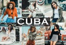 Free Cuba Lightroom Preset