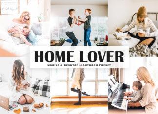Free Home Lover Lightroom Preset