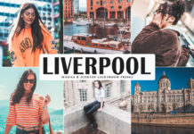 Free Liverpool Lightroom Preset