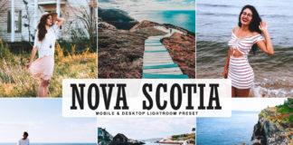 Free Nova Scotia Lightroom Preset