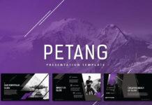 Free Petang Presentation Template