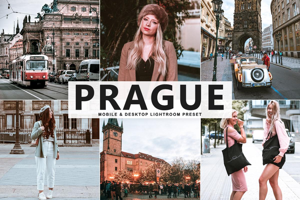 Free Prague Lightroom Preset