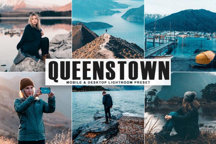 Free Queenstown Lightroom Preset