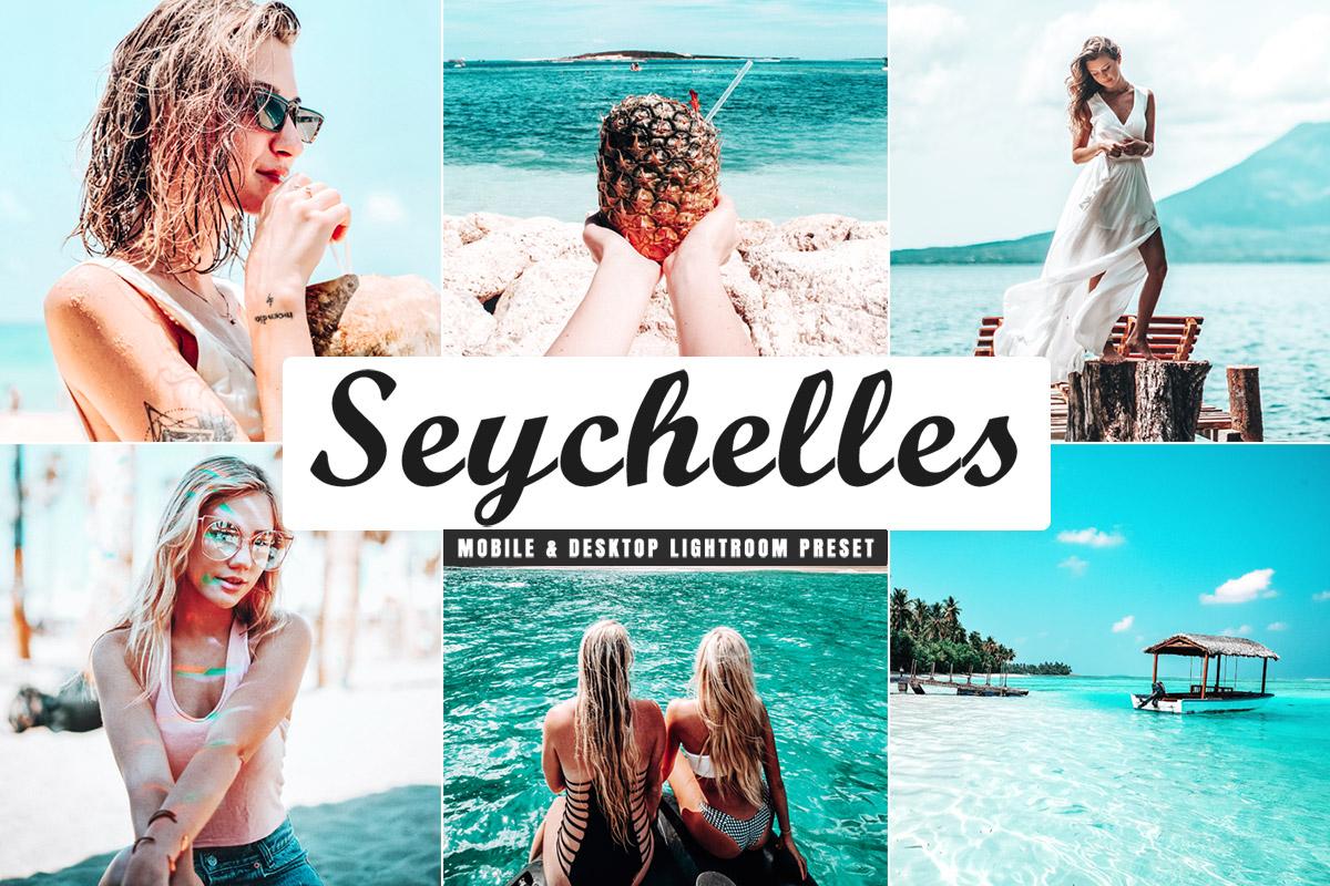 Free Seychelles Lightroom Preset