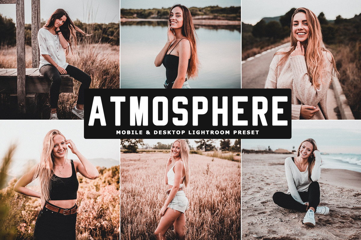 Free Atmosphere Lightroom Preset