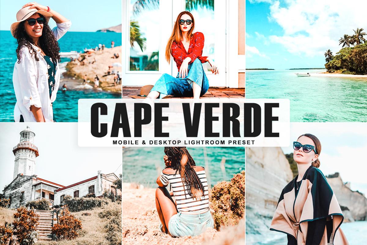 Free Cape Verde Lightroom Preset