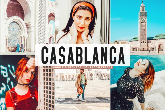 Free Casablanca Lightroom Preset
