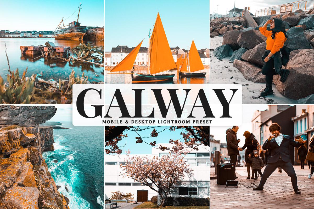 Free Galway Lightroom Preset