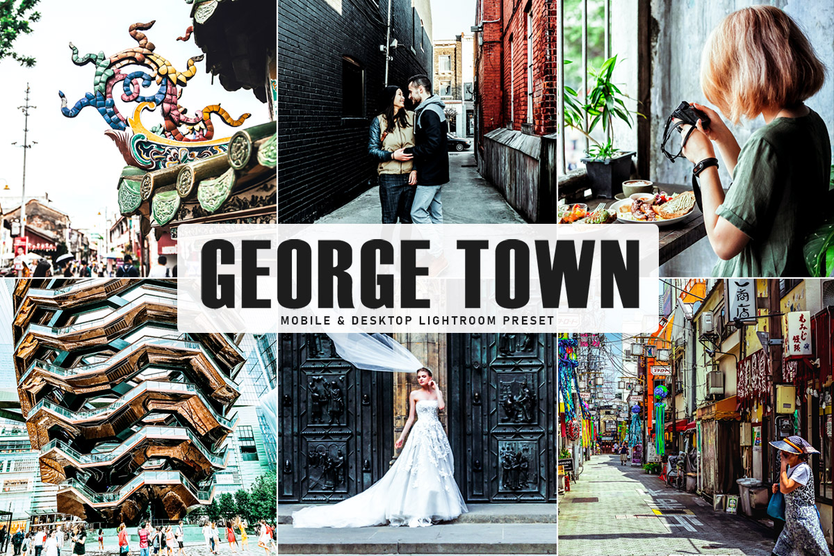 Free George Town Lightroom Preset