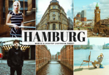 Free Hamburg Lightroom Preset