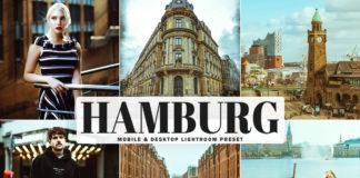 Free Hamburg Lightroom Preset