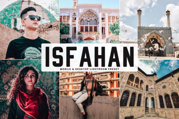 Free Isfahan Lightroom Preset