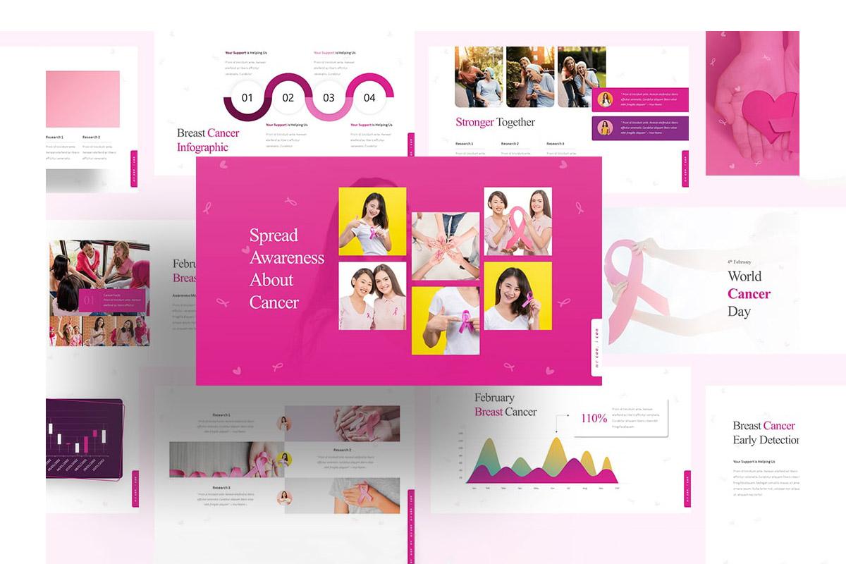 Free Medical Health Presentation Template