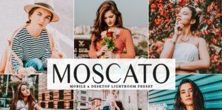 Free Moscato Lightroom Preset