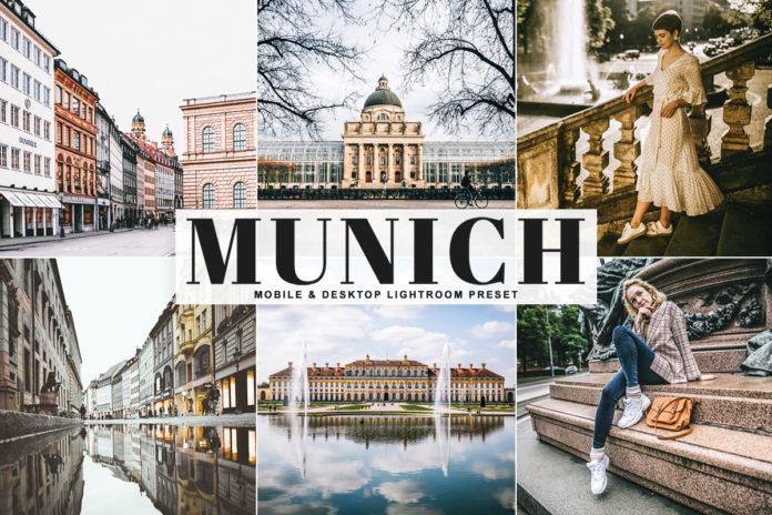 Free Munich Lightroom Preset