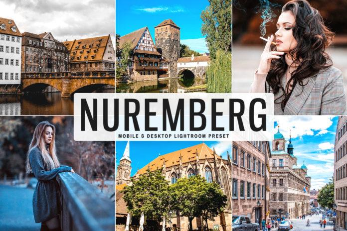 Free Nuremberg Lightroom Preset