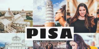 Free Pisa Lightroom Preset