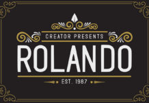 Free Rolando Display Font