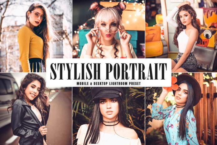 Free Stylish Portrait Lightroom Preset