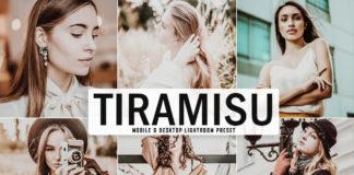 Free Tiramisu Lightroom Preset