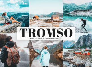 Free Tromso Lightroom Preset