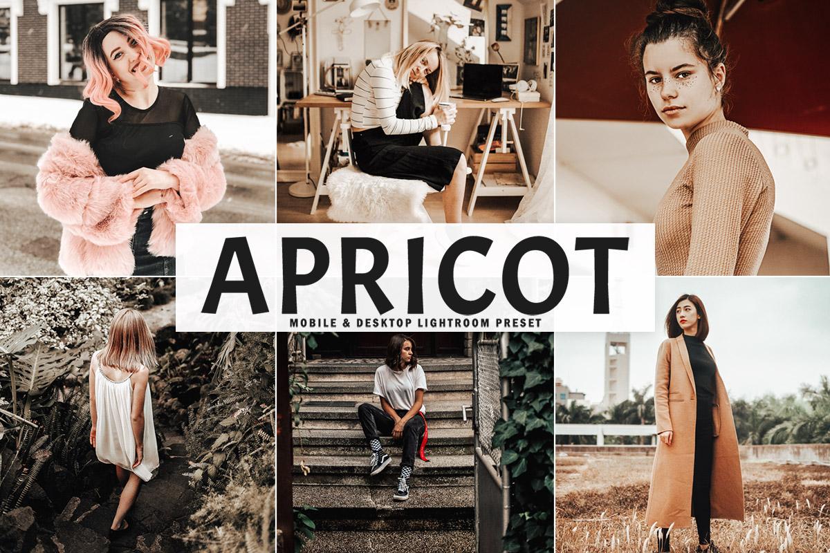 Free Apricot Lightroom Preset