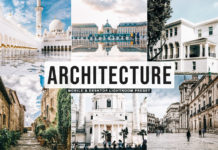 Free Architecture Lightroom Preset