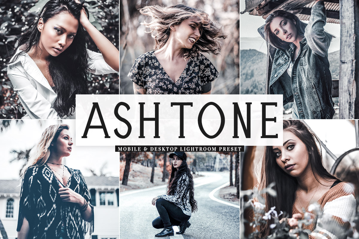 Free Ash Tone Lightroom Preset
