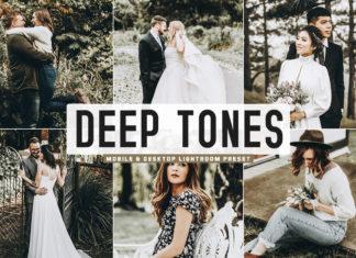 Free Deep Tones Lightroom Preset