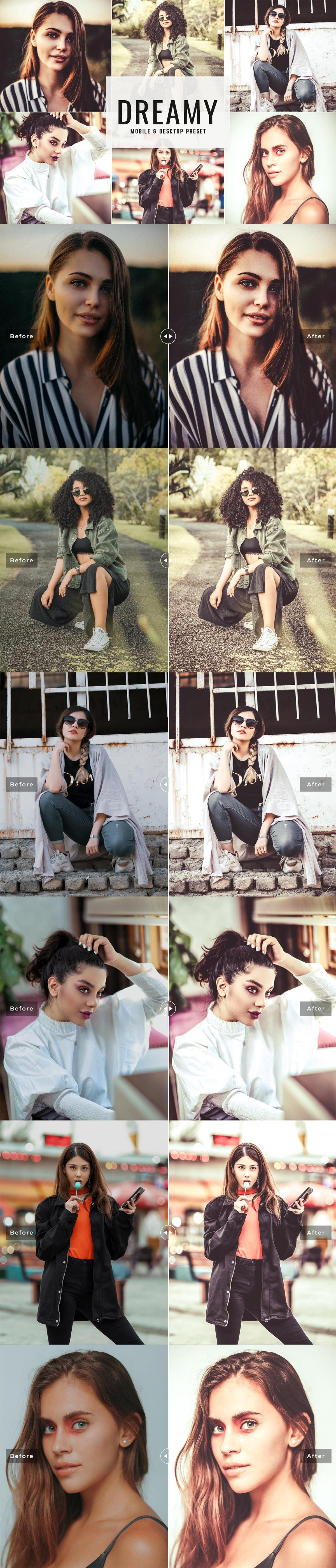 Free Dreamy Lightroom Presets