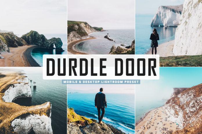 Free Durdle Door Lightroom Preset